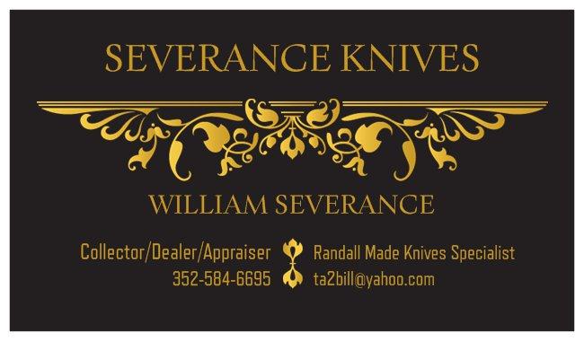 Severance Knives